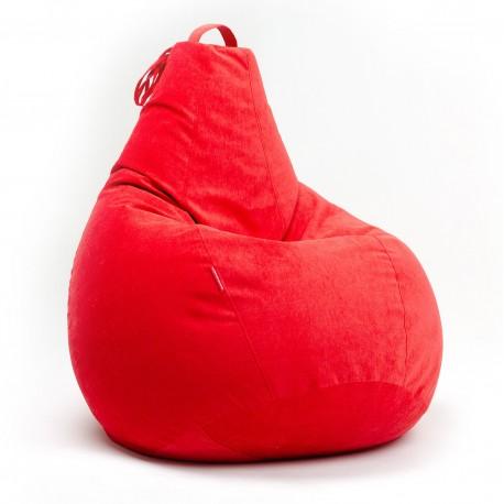 Кресло-мешок Босс Пудра Коралл