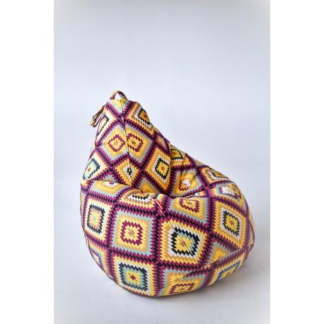 Кресло-мешок Босс Бессараби Рубин